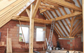 Tanfield attic trusses