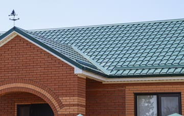 classic Tanfield metal roof design