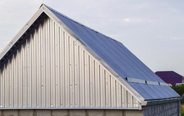 disadvantages of Tanfield corrugated roofing