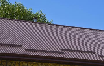 typical Tanfield corrugated roof uses