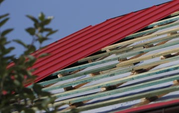 Tanfield corrugated roofing costs