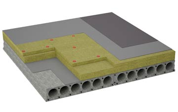 considerations of Tanfield flat roofing insulation