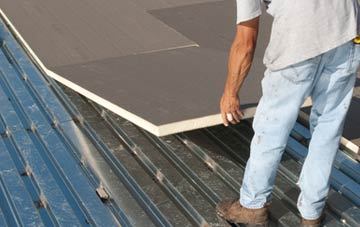 benefits of insulating Tanfield flat roofing