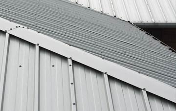 disadvantages of Tanfield metal roofing